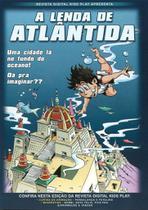 Dvd A Lenda de Atlantida Original -