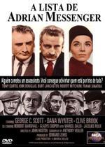 DVD A Lista de Adrian Messenger - George C. Scott - NBO
