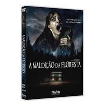 Dvd - A Maldição Da Floresta - PLAYARTE