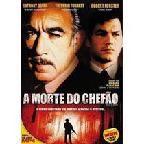 DVD A Morte do Chefão Anthony Quinn e Robert Forster - Nbo
