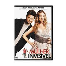 DVD A Mulher Invisivel - Warner 7892110065726 -