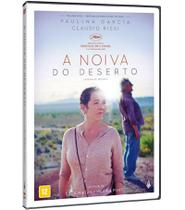 DVD A Noiva Do Deserto - Paulina Garcia - Imovision