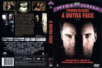 Dvd A Outra Face - John Travolta / Nicolas Cage - Paramount