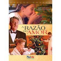 DVD - A Razão do Amor - Playarte