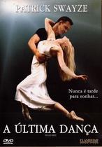 DVD A Última Dança Patrick Swayze - NBO