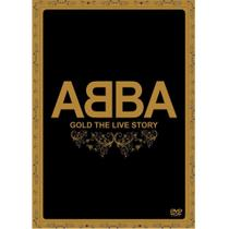 DVD ABBA Gold The Live Story - Radar