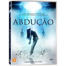 DVD - Abdução - Califórnia Filmes