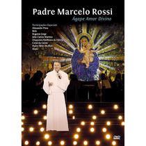 Dvd ágape amor divino - padre marcelo rossi - Armazem