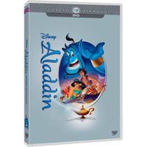 DVD Aladdin - Edição Diamante - Disney