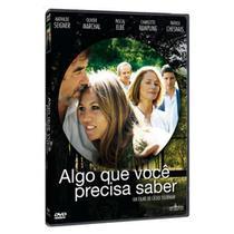 DVD - Algo Que Você Precisa Saber (Legendado) - Imovision