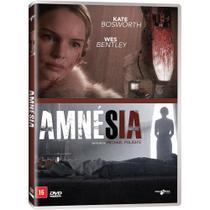 DVD - Amnésia - Califórnia Filmes