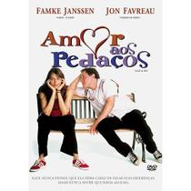 DVD Amor aos Pedaços Famke Janssen Jon Favreau - Nbo