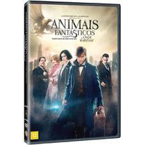 Dvd animais fantasticos - e onde habitam - Warner
