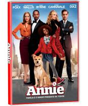 DVD - Annie - Sony Pictures