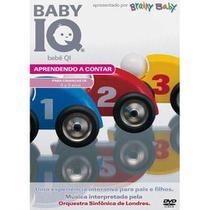 DVD Aprendendo a Contar - Baby QI - Universal