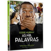 DVD As Mil Palavras  Eddie Murphy - Paramount