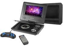"DVD Automotivo Multilaser AU710 LCD 7"" - 1 Watts RMS Entrada USB"