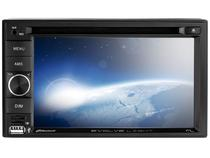 "DVD Automotivo Multilaser Evolve Light  - Tela 6,2"" Touch Bluetooth 200W"