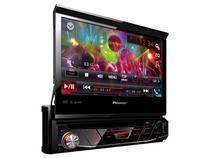 "DVD Automotivo Pioneer AVH-4880BT - LCD 7"" Retrátil Touch Bluetooth 23 Watts RMS"