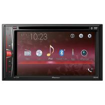 DVD Automotivo Pioneer AVH A218BT Som Automotivo 2 Din USB