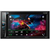 DVD Automotivo, Pioneer, AVH G218BT, Preto, Bluetooth. -