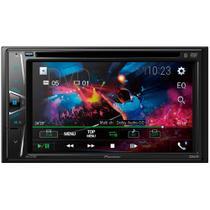 DVD Automotivo, Pioneer, AVH G218BT, Preto, Bluetooth. -