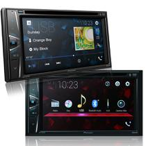 Dvd automotivo pioneer avh g228bt bluetooth aux