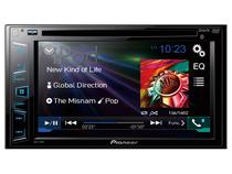 "DVD Automotivo Pioneer AVH-P3380BT Tela 5,8"" 2DIN - Bluetooth + Entradas USB e SD Card + Auxiliar"