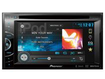 "DVD Automotivo Pioneer AVH-X2580BT Retrátil  - Tela 6,1"" Bluetooth Entrada USB e Auxiliar"