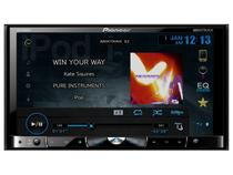 "DVD Automotivo Pioneer AVH-X8580BT Tela 7"" - Bluetooth 3.0 Entrada USB Auxiliar SD"