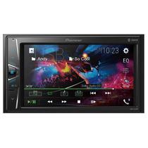 "DVD Automotivo Pioneer MVH-G218BT, Tela 6,2"", Entrada USB, Bluetooth- Preto -"