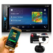 Dvd Automotivo Pioneer MVHG218BT Bluetooth 2din Multimidia*