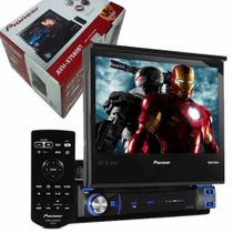Dvd Automotivo Pioneer Retrátil Avh-x7580bt Substitui O 6380
