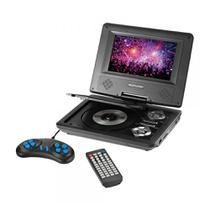DVD Automotivo Portátil Multilaser Tela 7 AU710 -