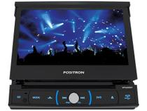 "DVD Automotivo Positron SP6330BT LCD 7""  - Retrátil Touch Bluetooth 4X20 Watts RMS - Pósitron"