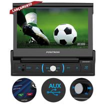 DVD Automotivo Pósitron SP6730 7