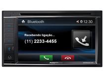 "DVD Automotivo Pósitron SP8520BT LCD 6,2""  - Touch Bluetooth 180W RMS USB SD Auxiliar Frontal"