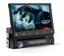 Dvd Automotivo Roadstar Rs-btv Retrátil Tela De 7.0  Bluetooth/tv/rádio -