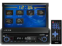 "DVD Automotivo Sunfire XDV-710 Tela Touch - Retrátil 7"" Entrada USB e Auxiliar Frontal + SD"