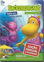Dvd Backyardigans - Tasha Meu Mundo no Quintal - Acting Comercio