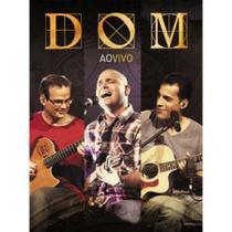 Dvd banda dom - ao vivo - Armazem