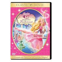DVD Barbie - As 12 Princesas Bailarinas - Universal