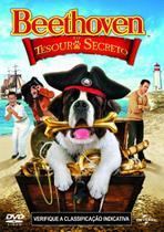 DVD - Beethoven e o Tesouro Secreto - Universal Studios