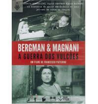 DVD Bergman  Magnani - A Guerra Dos Vulcões - Imovision
