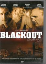 DVD Blackout Sentiu Minha Falta - Dennis Hopper - Nbo