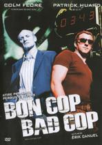 DVD Bon Cop Bad Cop - Colm Feore - NBO