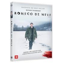 DVD - Boneco de Neve - Universal studios