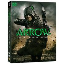 DVD Box - Arrow - 6 Temporada - Warner bros.