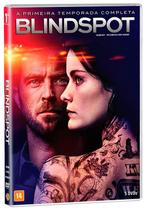 DVD Box - Blindspot - 1ª Temporada - Warner bros.