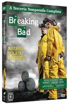 DVD Box - Breaking Bad - 3ª Temporada Completa - Sony pictures